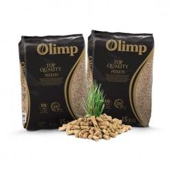 Olimp pellets – Palette de 975 Kg