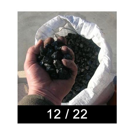 Charbon anthracite 12 / 22 – Palette de 1000 Kg