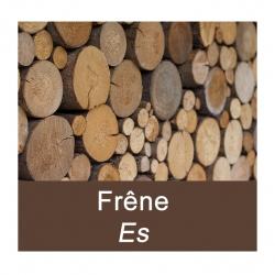 Bûches de frêne – Palette de 3 stères