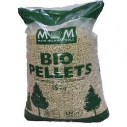 Pellets BIO PELLETS – Palette de 1170 Kg