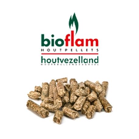 Pellets Bioflam – Palette de 990 Kg