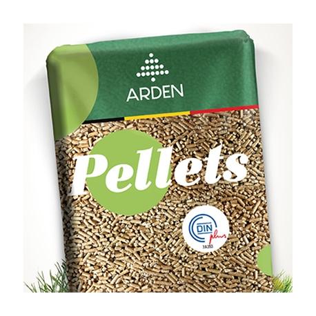 Pellets Arden – Palette de 975 Kg